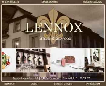 Lennox Steak and Seafood