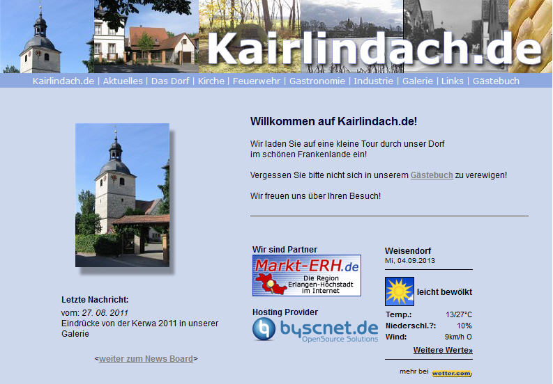 Screenshot: http://www.kairlindach.de