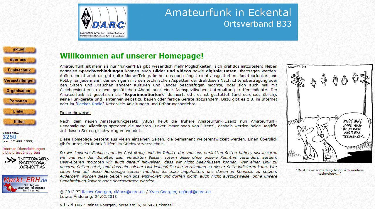 Screenshot: http://www.ov-b33.de