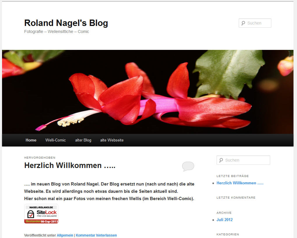 Screenshot: http://www.nagel-roland.de